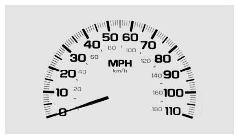 chevrolet-2000-venture-speed-meter
