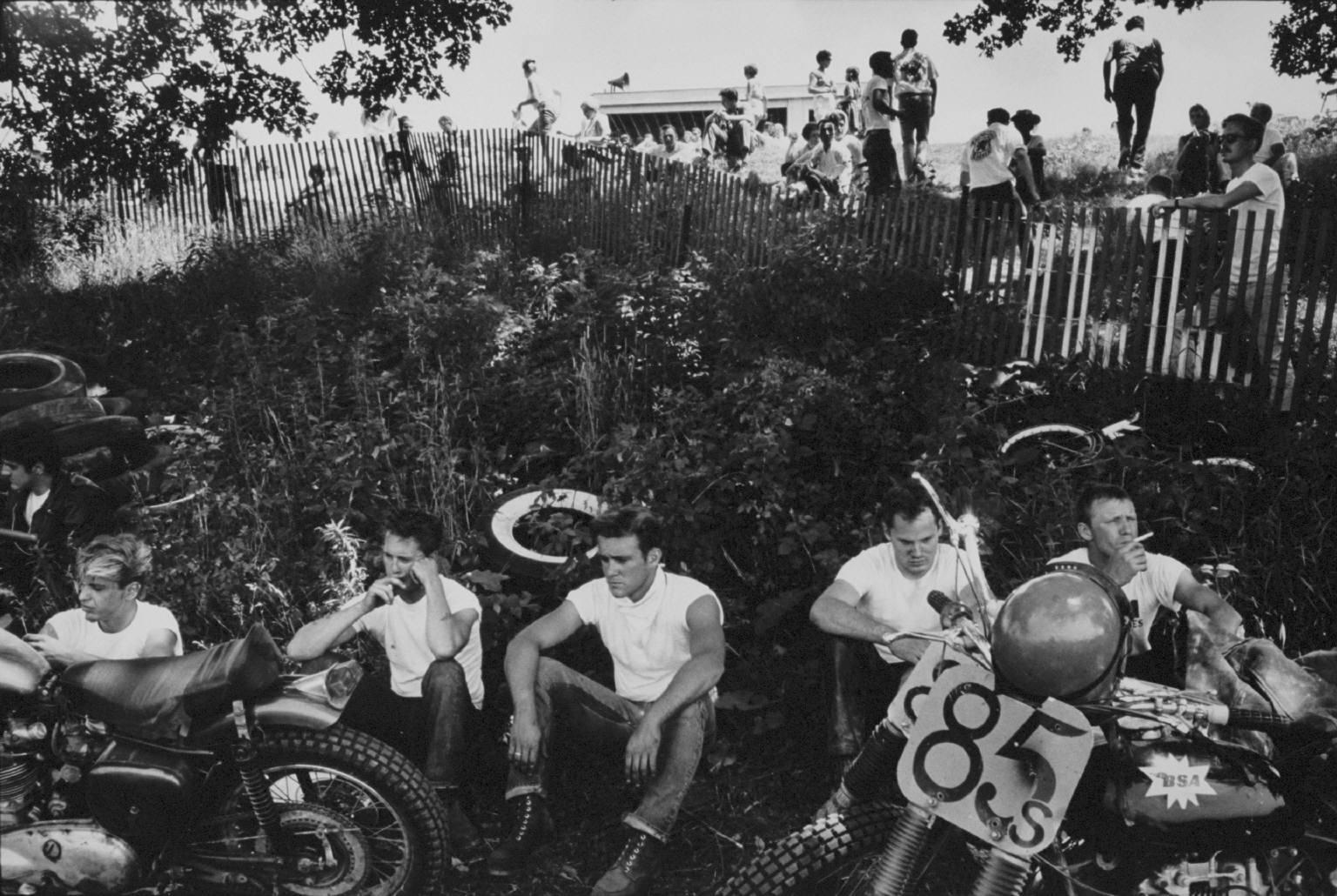 «Мотоциклисты» Дэнни Лиона