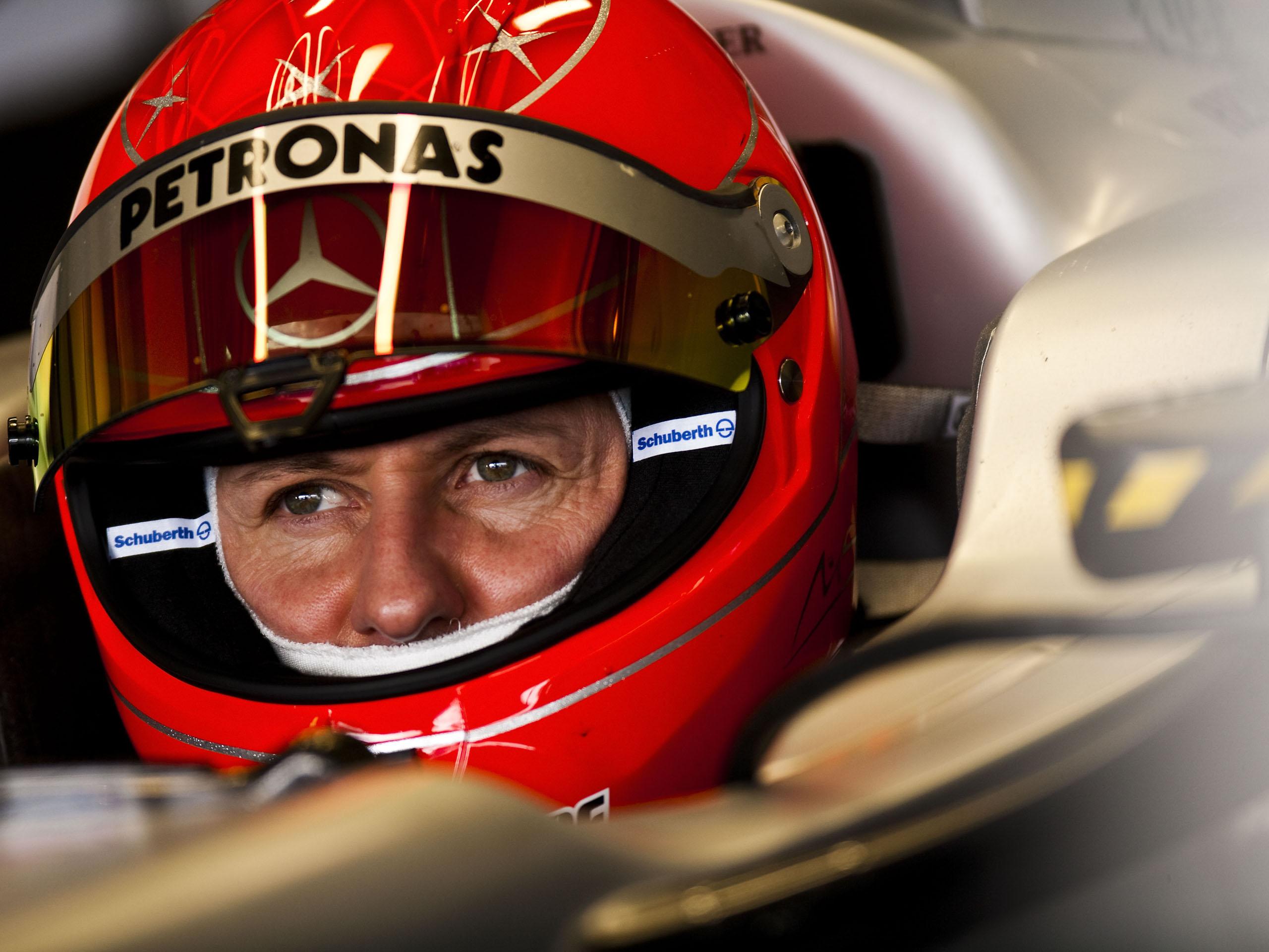 2010 Formula 1 Testing.