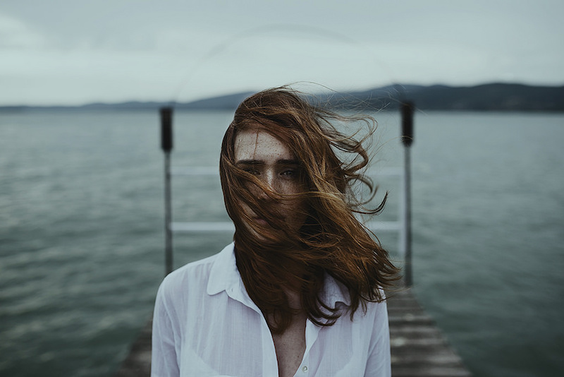 Atmospheric Portraits by Alessio Albi